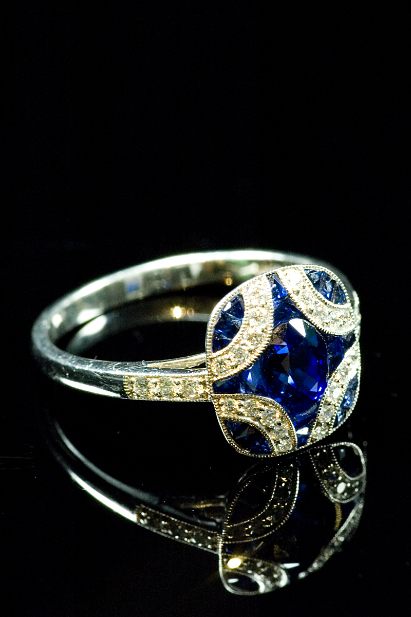 Birthstone of the Month: Sapphire