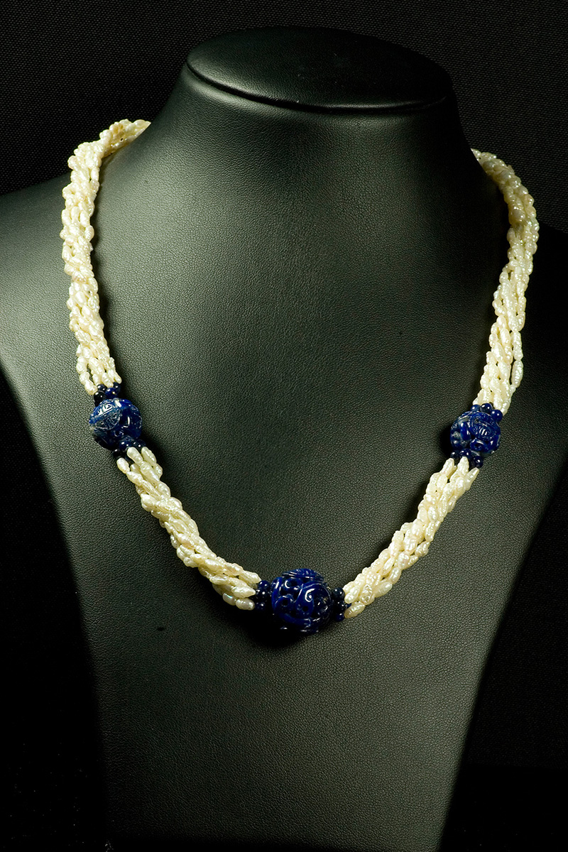 71041-rice-pearl-and-lapis-necklace-001