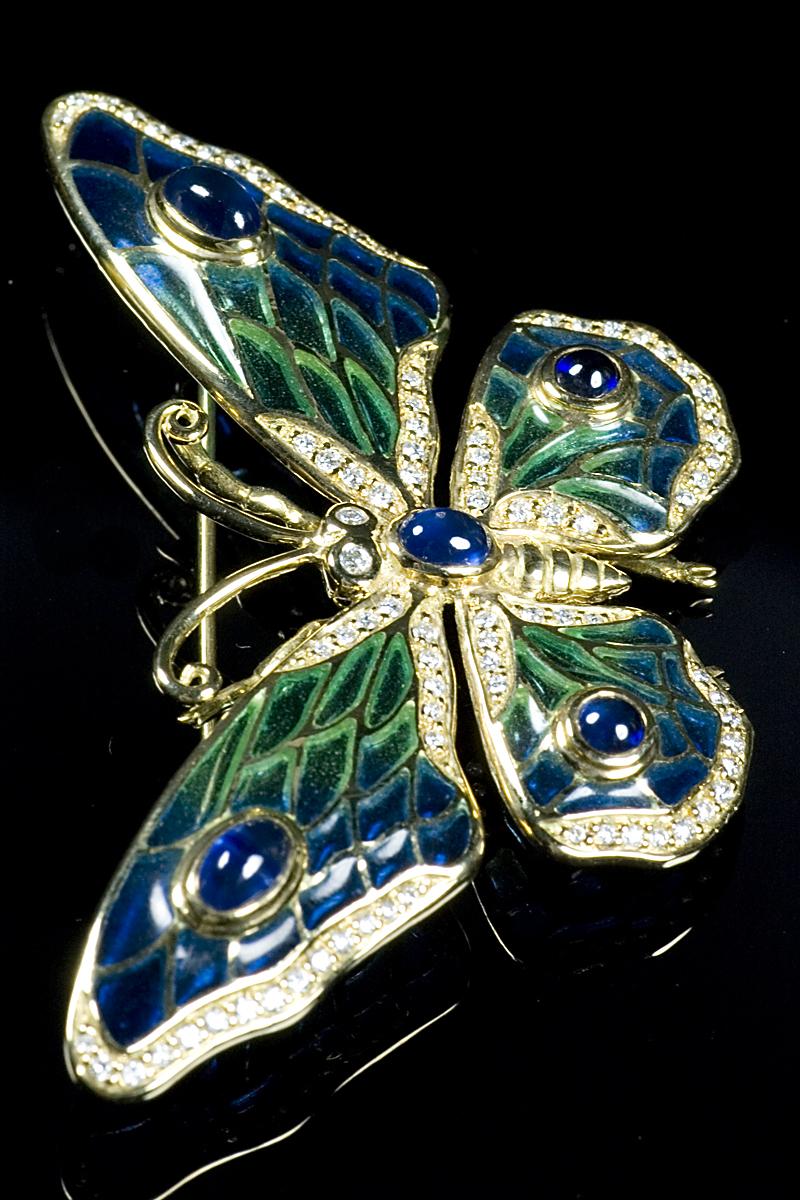 71075-enamel-butterfly-brooch-001