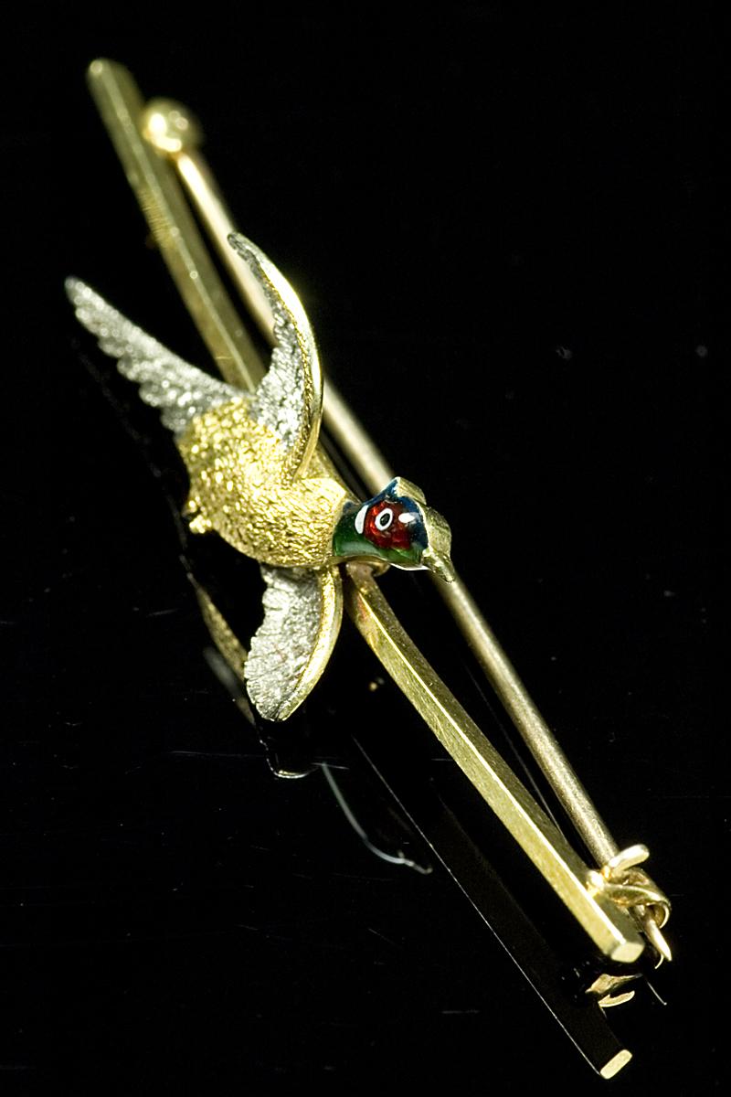 h317-enamel-pheasant-brooch-001