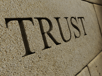 Our Relationships are Built on Trust