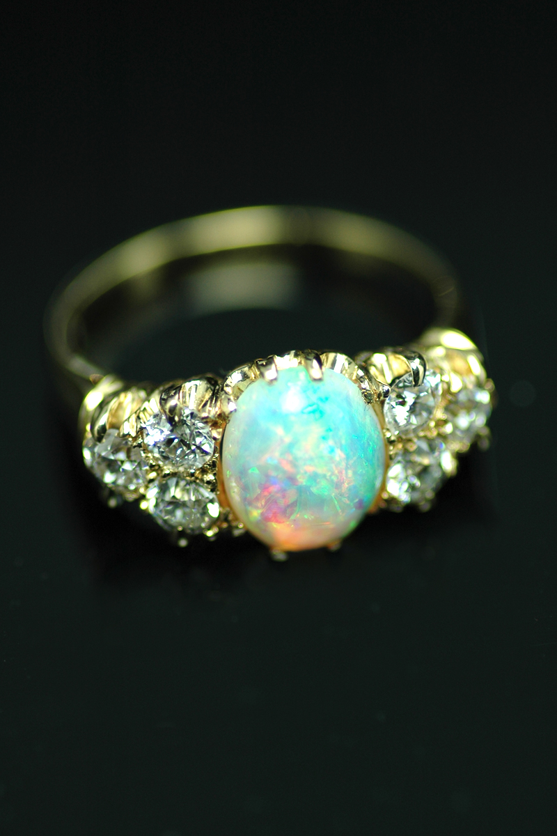 Item of the Week: Opal Ring