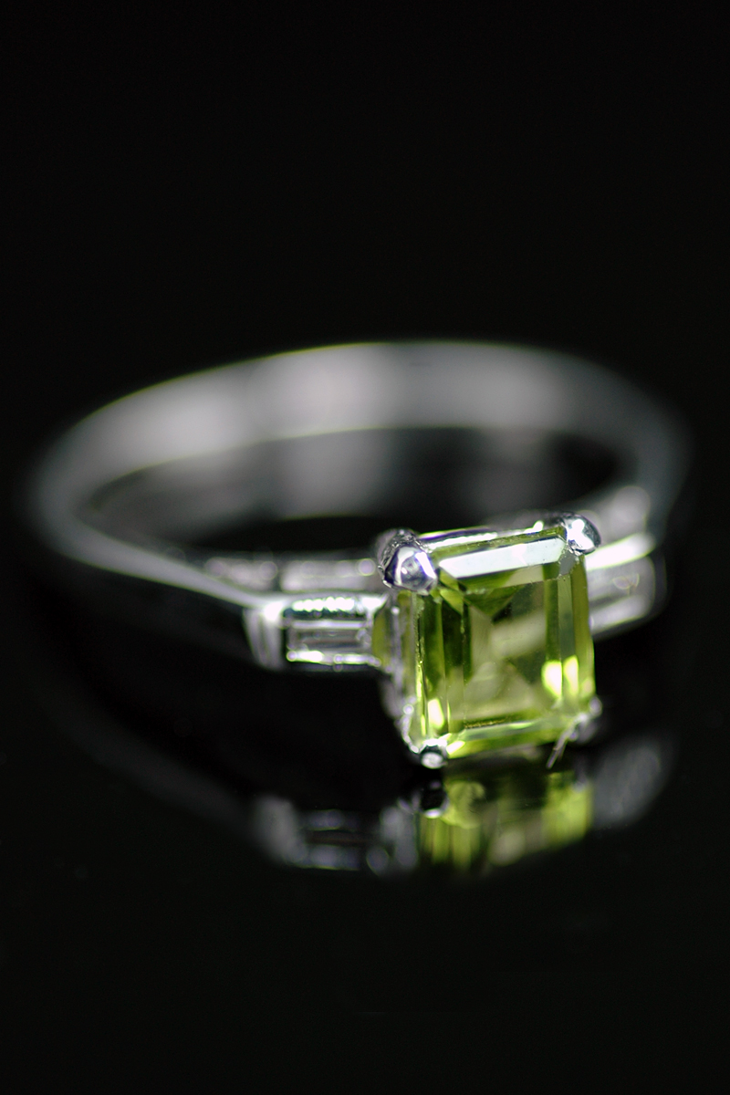 ITEM OF THE WEEK: Peridot Ring