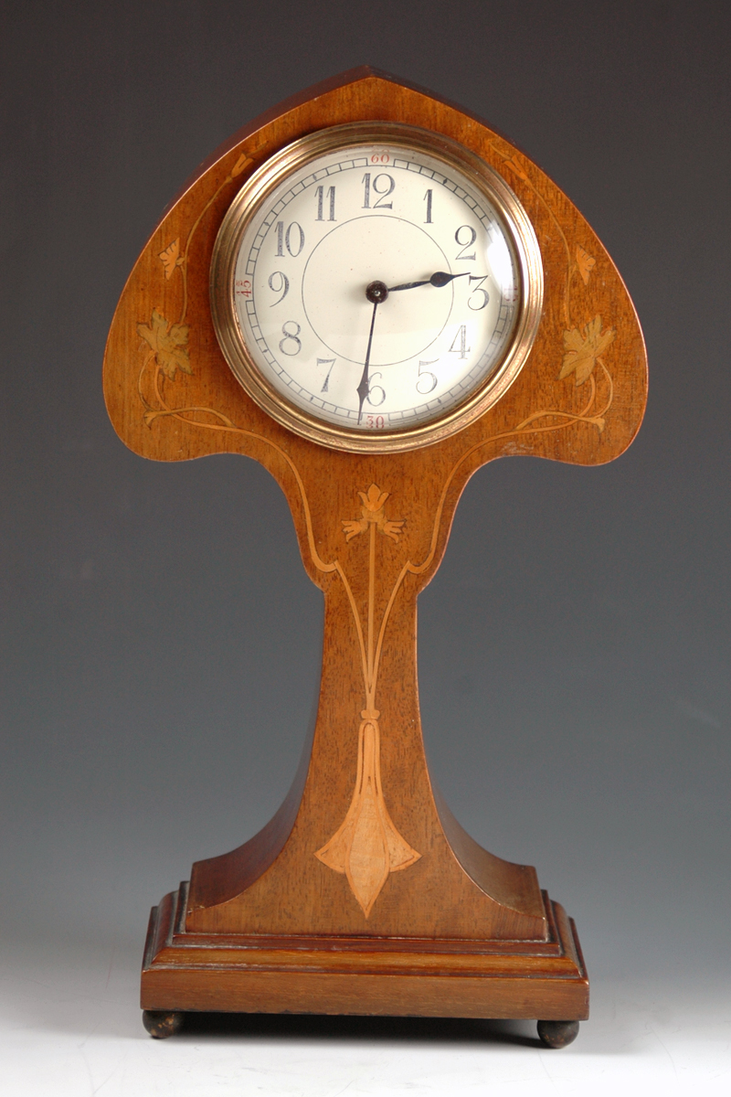 Item of the Week: Art Nouveau Clock