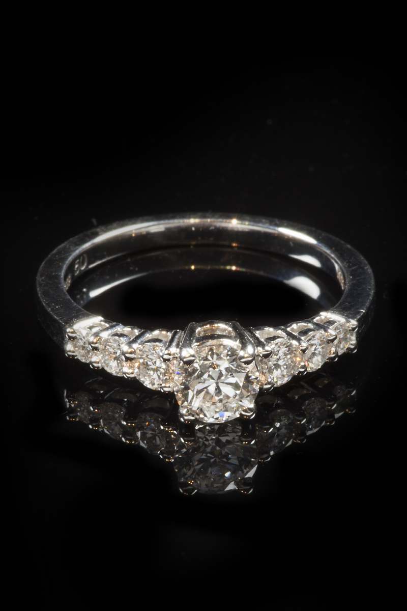 Antique ring, Goodwins Antiques, Edinburgh