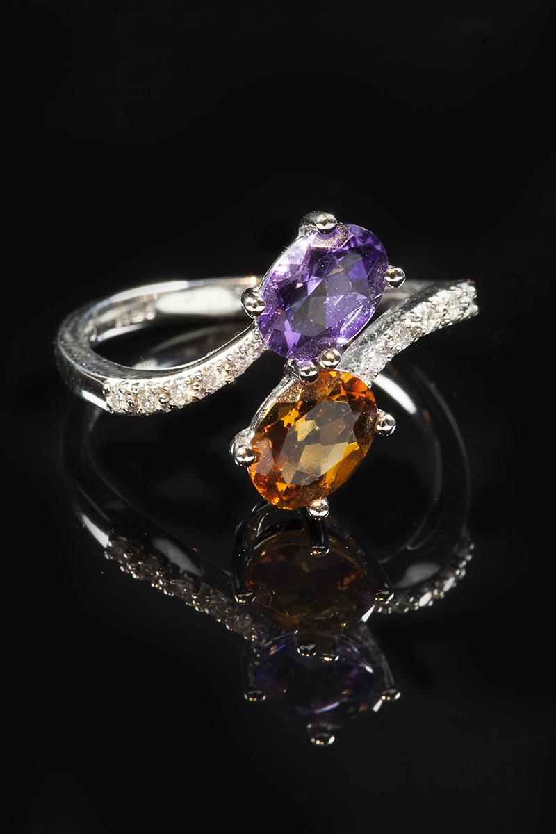Antique ring, Goodwins Antiques, Edinburgh