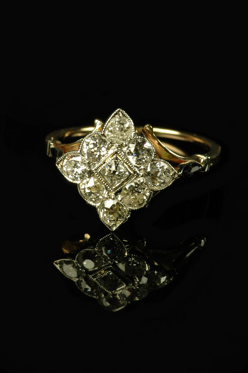 square diamond cluster1
