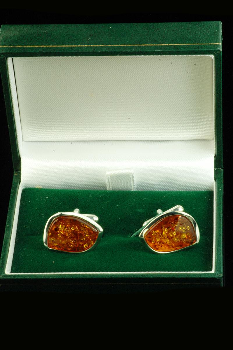 amber cufflinks1