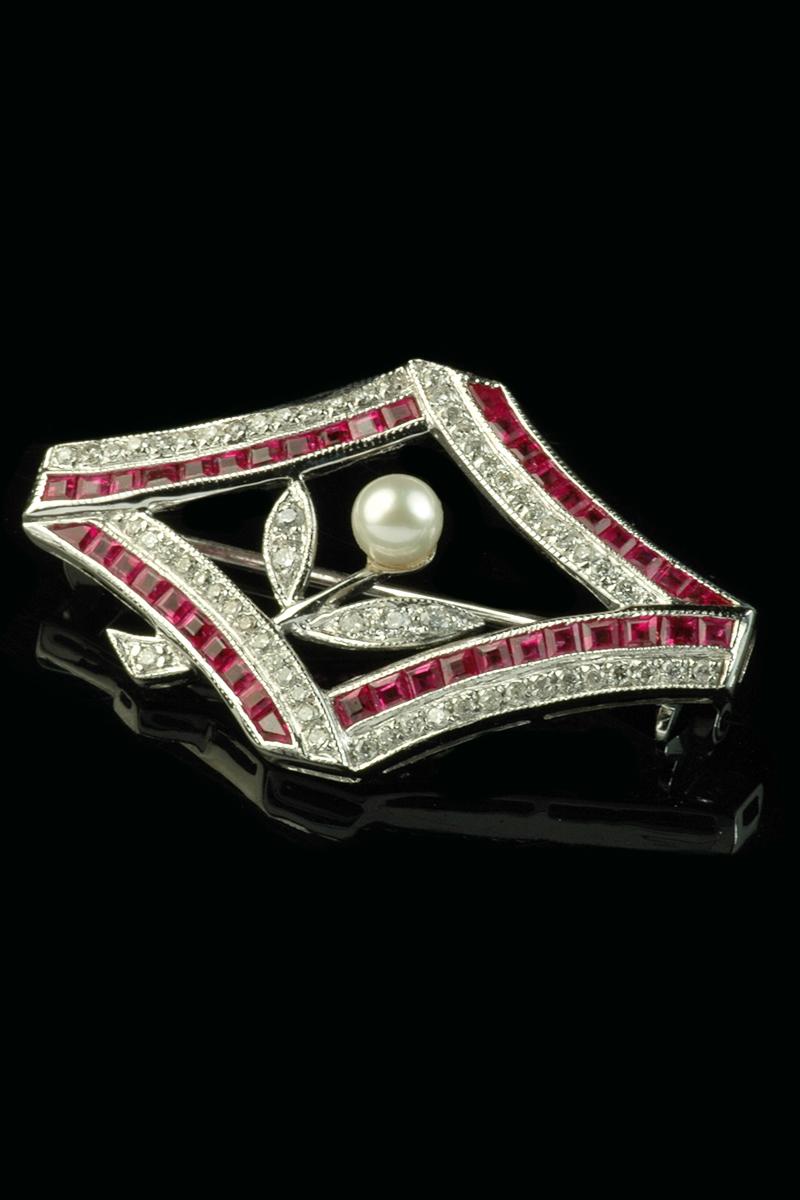 rub dia pearl brooch2