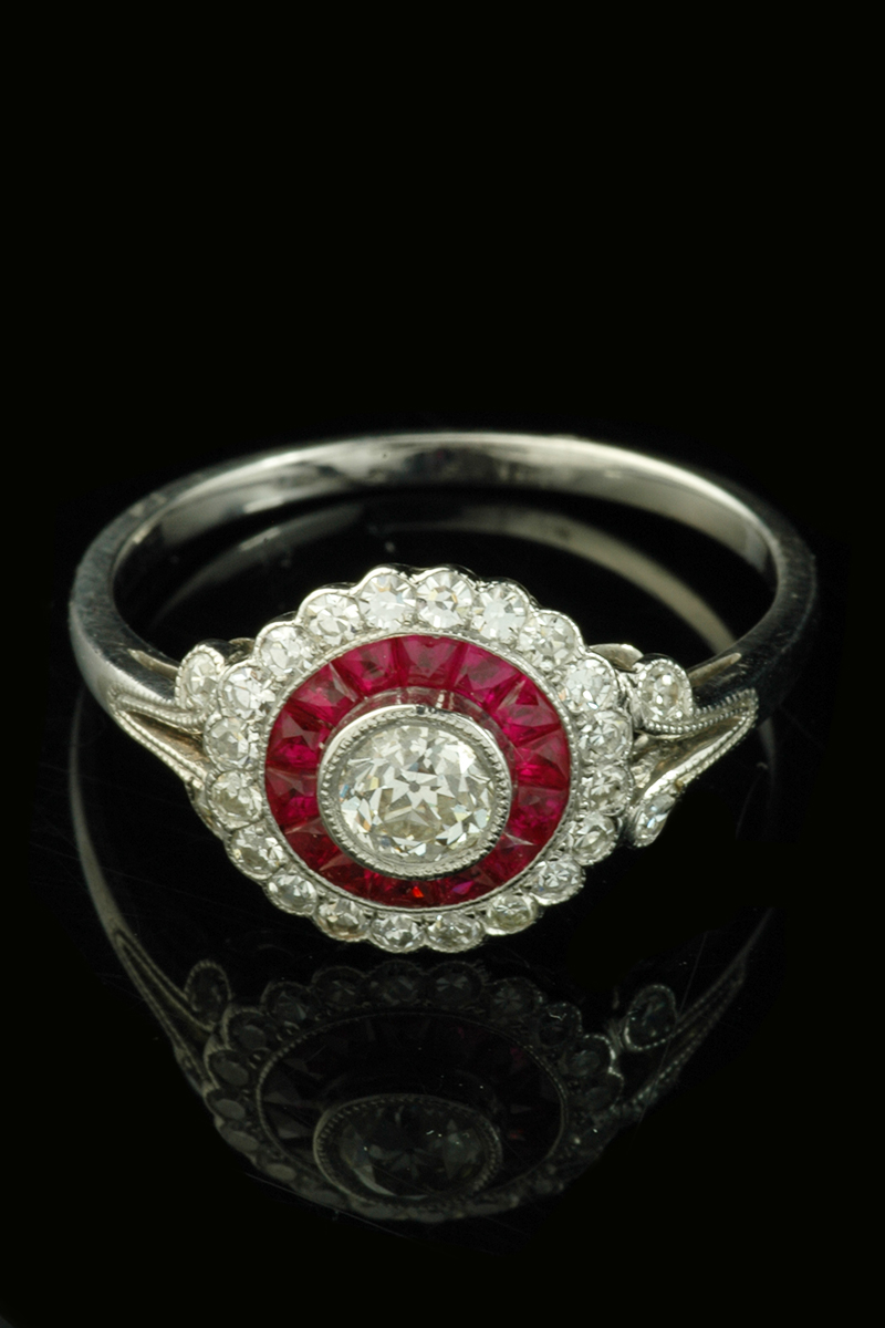 art deco ruby diamond ring3