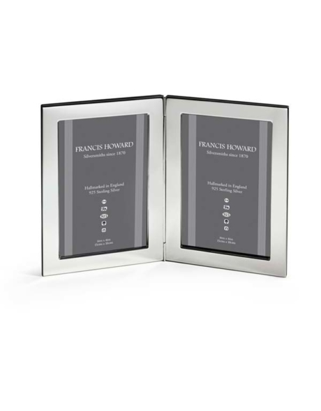 silver-double-hinged-frame-6x4