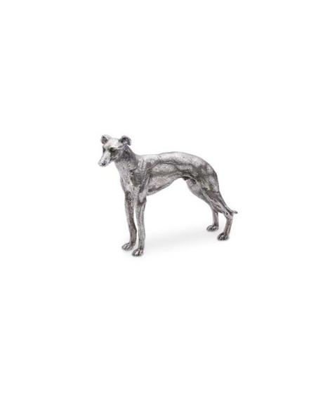silver-standing-greyhound