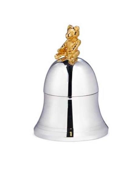 silver-teddy-bell
